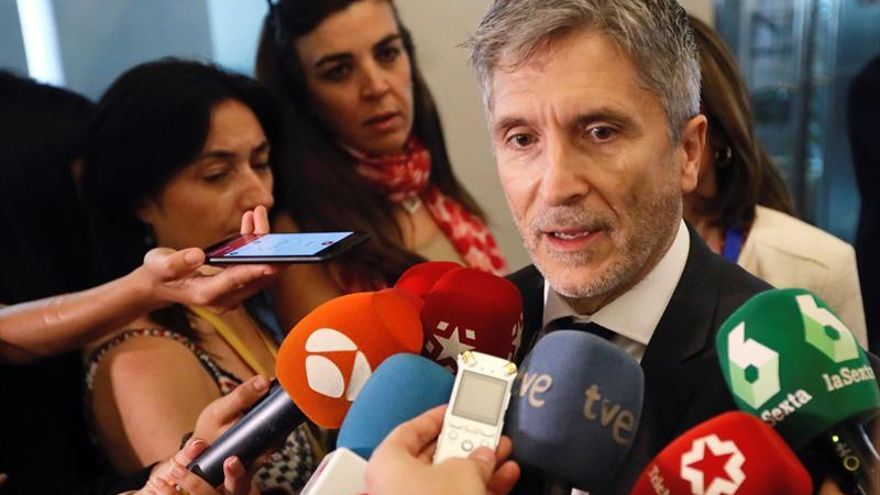 Marlaska recuerda al PP que acercó presos de ETA cuando estaba muy activa