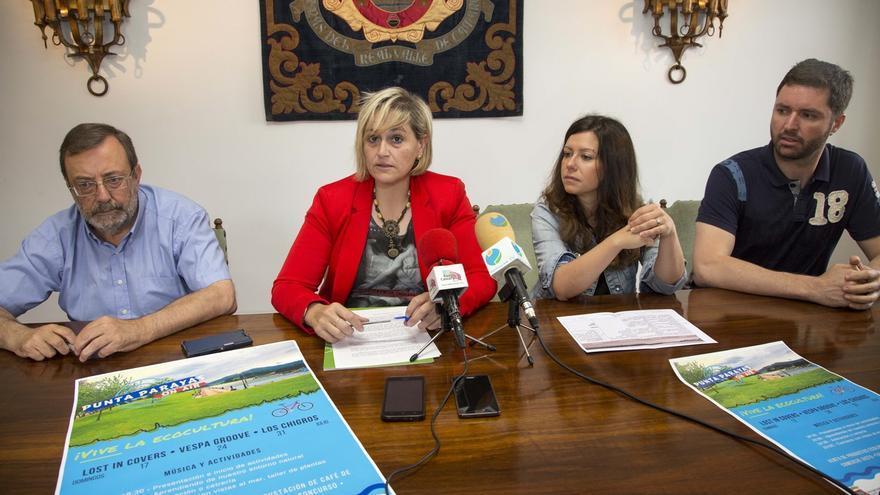 El Ayuntamiento organiza 'Punta Parayas On Air' para sensibilizar sobre medio ambiente con ocio y música