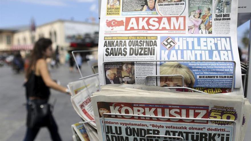 Berlín advierte de que los alemanes pueden ser detenidos arbitrariamente en Turquía