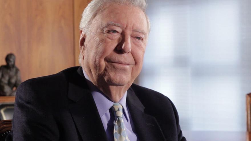 El presidente de la Fundación Caja Rural fallecido en la tarde de este martes.