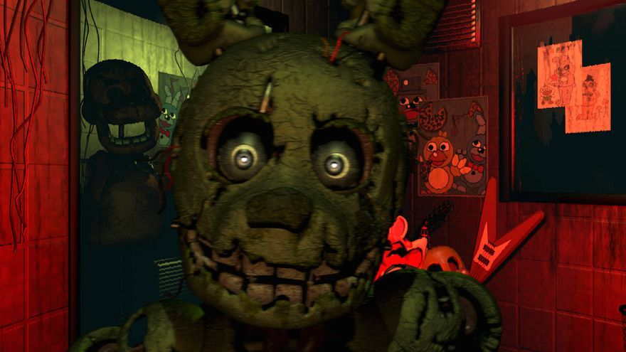 ive Nights at Freddy's