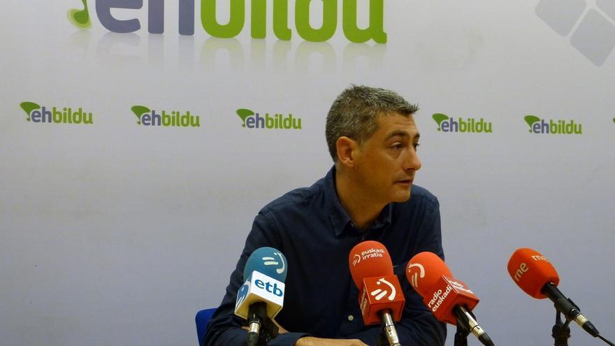 """Matute (EH Bildu) no ve """"otra alternativa al PP que no sean nuevas elecciones"""""""