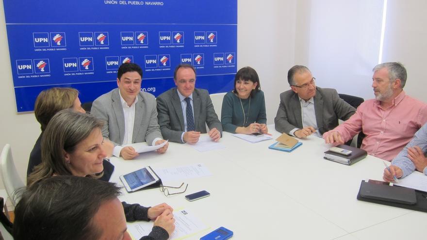 UPN contactará esta semana con Rajoy para ver las posibilidades de repetir la coalición electoral