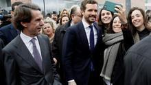 PP y FAES, 'poli bueno' y 'poli malo' con Ciudadanos: Casado deja los ataques en manos de la fundación de Aznar