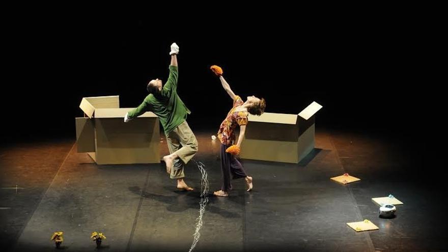 La compañía francesa Traversée presentará este domingo una obra dirigida a público infantil para cerrar 'DanZ'