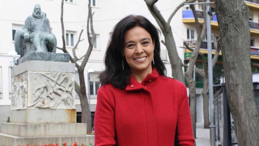 Pilar Zamora, candidata del PSOE en las primarias por la alcaldía de Ciudad Real