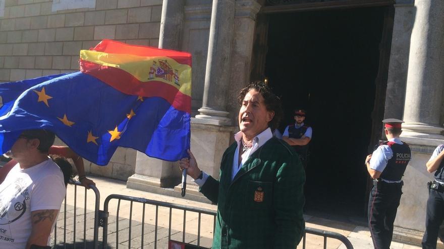 Álvaro de Marichalar pide al Congreso investigar su detención por defender la unidad de España ante independentistas
