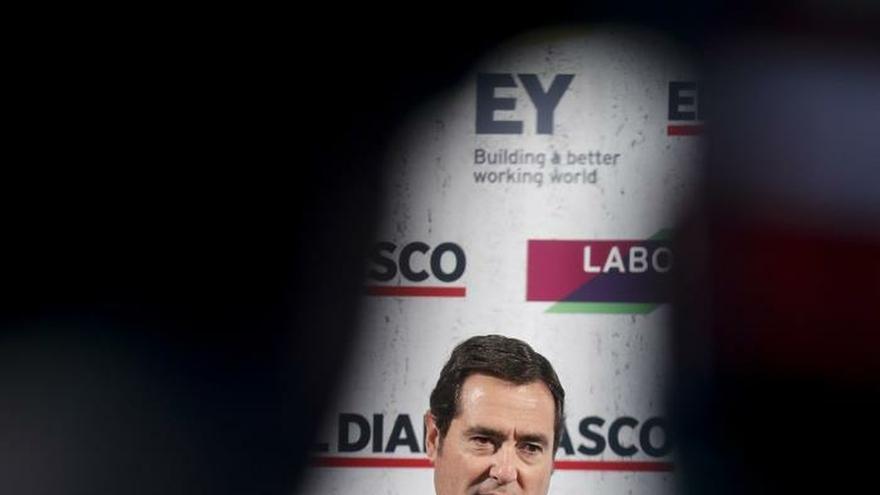Garamendi: La CEOE se sentará con el Gobierno para mejorar la reforma laboral