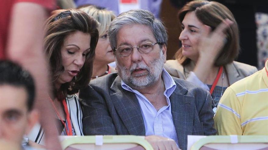 Aprobada por aclamación la lista de delegados del PSOE de Sevilla al 39 Congreso