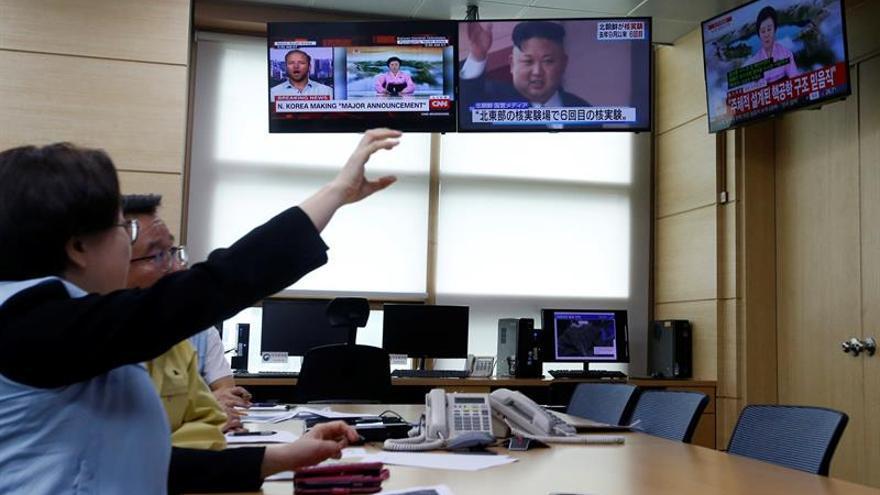 Jefes de Seguridad de Corea del Sur y EEUU analizan la situación tras el test nuclear
