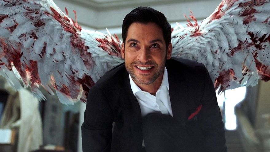 Tom Ellis, convertido en Lucifer