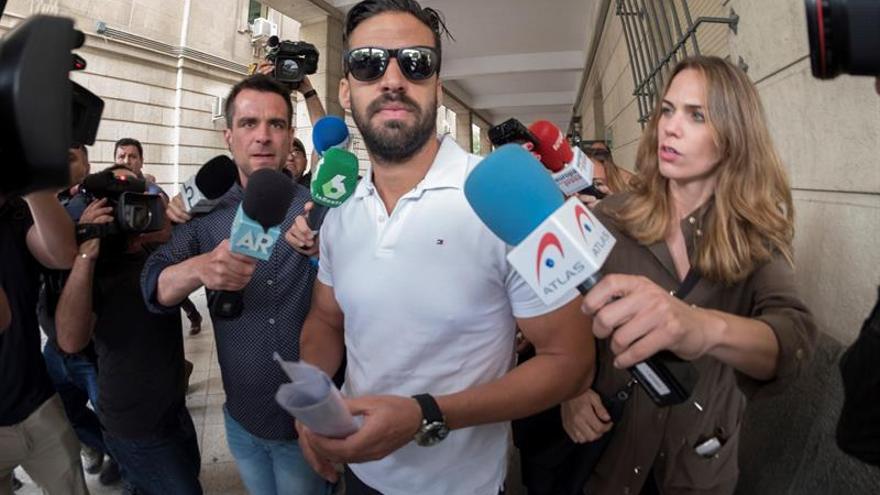 Antonio Manuel Guerrero, el guardia civil que formaba parte de 'la manada'