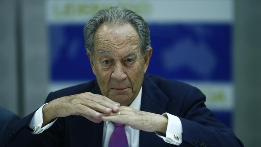 El dueño de OHL, Juan Miguel Villar Mir