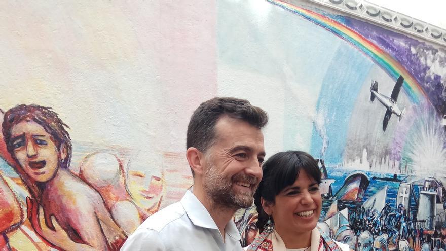 """Teresa Rodríguez dice que lo importante es la política y no los """"chascarrillos"""": """"Habrá un acuerdo sobre el reglamento"""""""