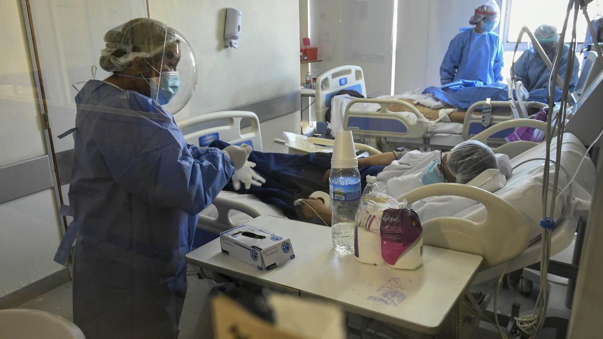 La pandemia de covid-19 no da tregua en Argentina. Record de contagios en un día.