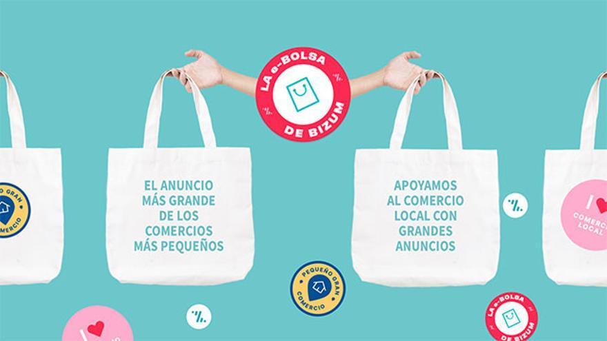Bizum apoya al comercio local online cediendo espacios publicitarios en Internet