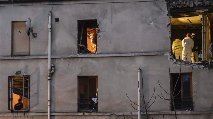 Encuentran un tercer cadáver en el apartamento asaltado en Saint Denis DENIS