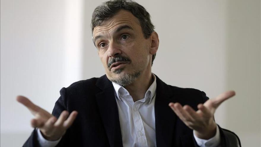 José Manuel López, candidato de Podemos a la Comunidad con un 84% de votos