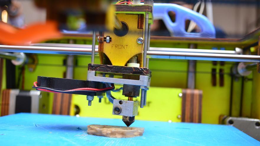 Los materiales plásticos pueden ser aprovechados para su impresión en 3D (Foto: Wikimedia Commons)
