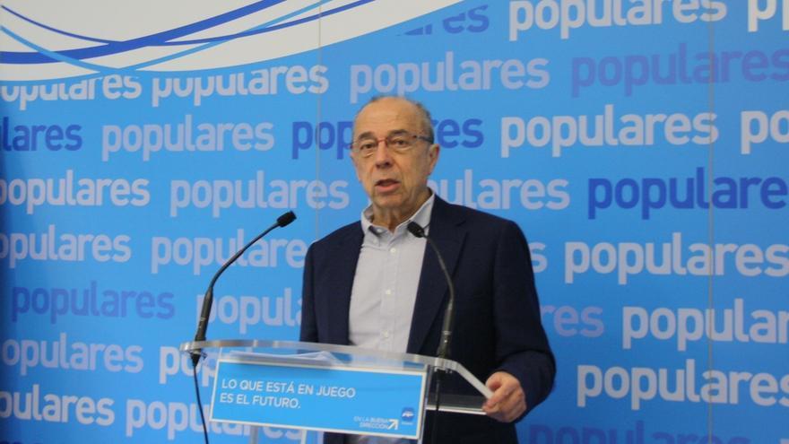 José Cruz Pérez Lapazarán, Cristina Sanz y Javier García repiten en las listas electorales del PP