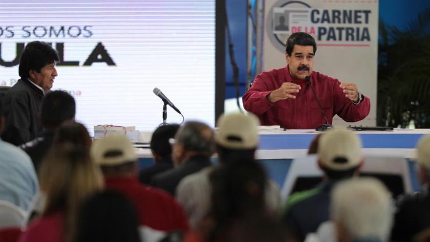 Maduro dice que Leopoldo López asistió a las reuniones con el Gobierno