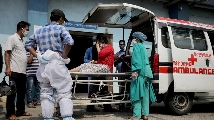 La India supera los 18 millones de casos tras un nuevo récord de contagios