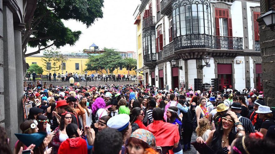 Carnaval de Día en Las Palmas de Gran Canaria