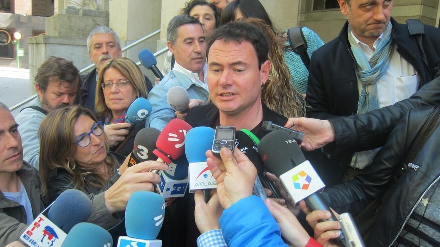 """El acuerdo firmado por Arraiz califica a ETA de """"organización terrorista"""""""