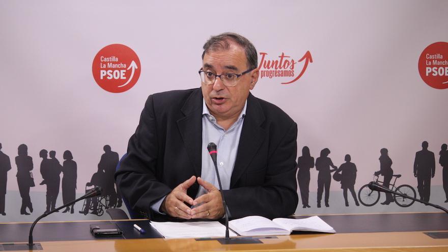 Fernando Mora FOTO: PSOE CLM