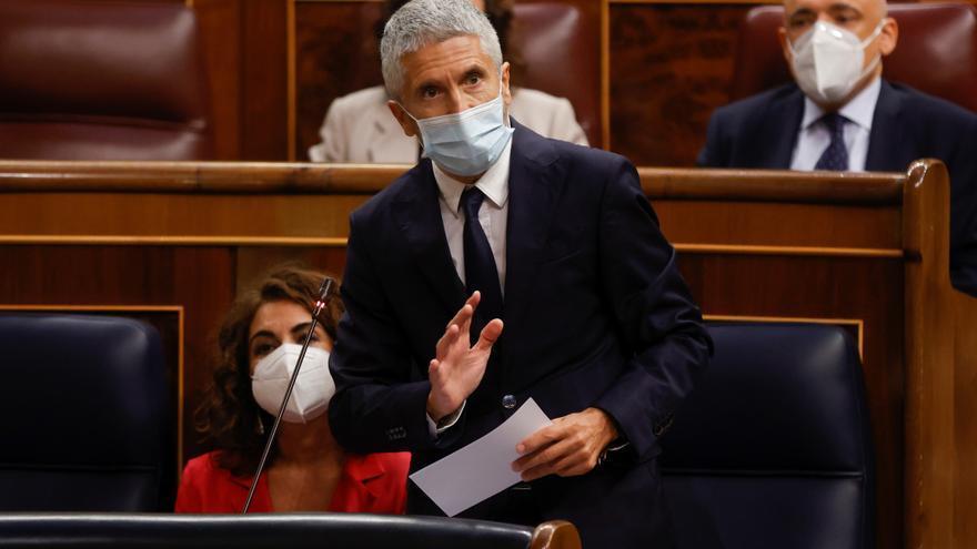 Marlaska a Junts sobre Puigdemont: Dejemos que actúen los tribunales