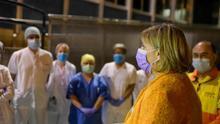 El Govern pide a los vecinos de tres barrios de L'Hospitalet que no salgan de sus casas ante el aumento de contagios