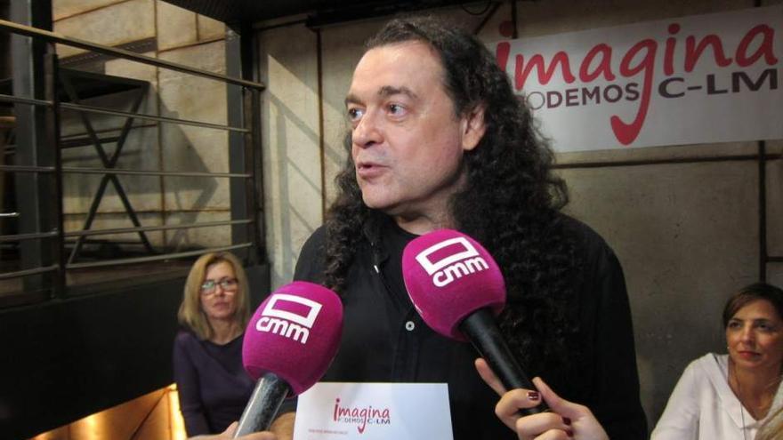 Fernando Barredo, de 'Imagina Podemos'