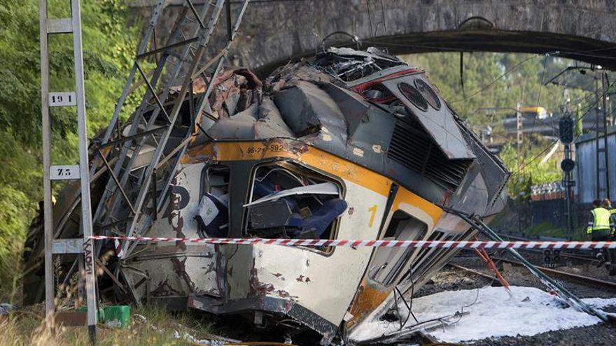 """El BNG muestra su apoyo a las víctimas del tren en este """"momento duro"""""""