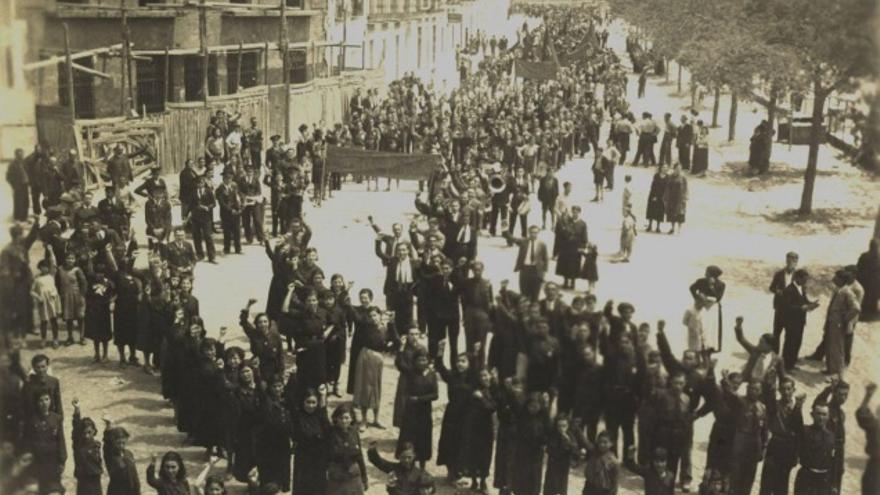 1º de Mayo de 1936. Montijo / ARMHEx