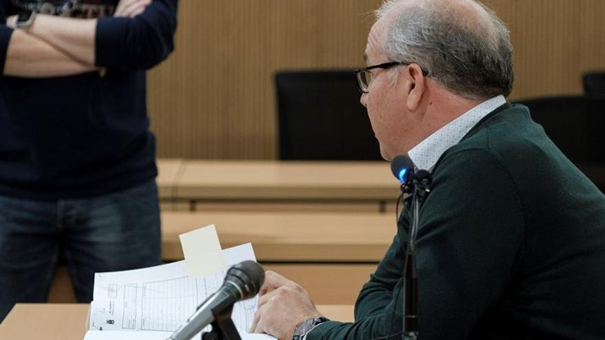 El exasesor de la ex alcaldesa María del Carmen Castellano y gerente de la Sociedad de Desarrollo y Promoción de Telde, José Luis Sánchez González.