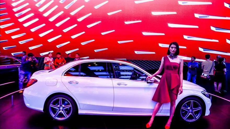 El Salón del Automóvil de Shanghái prohíbe las modelos