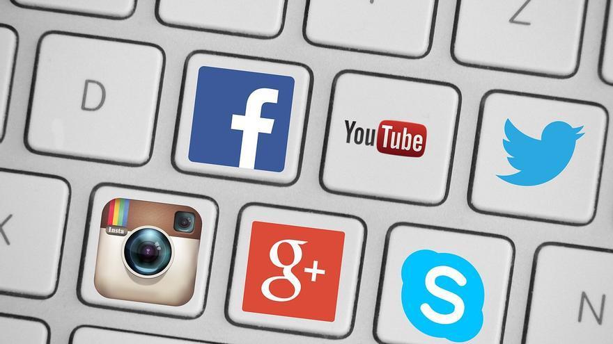 Redes sociales (Imagen: Pixabay)
