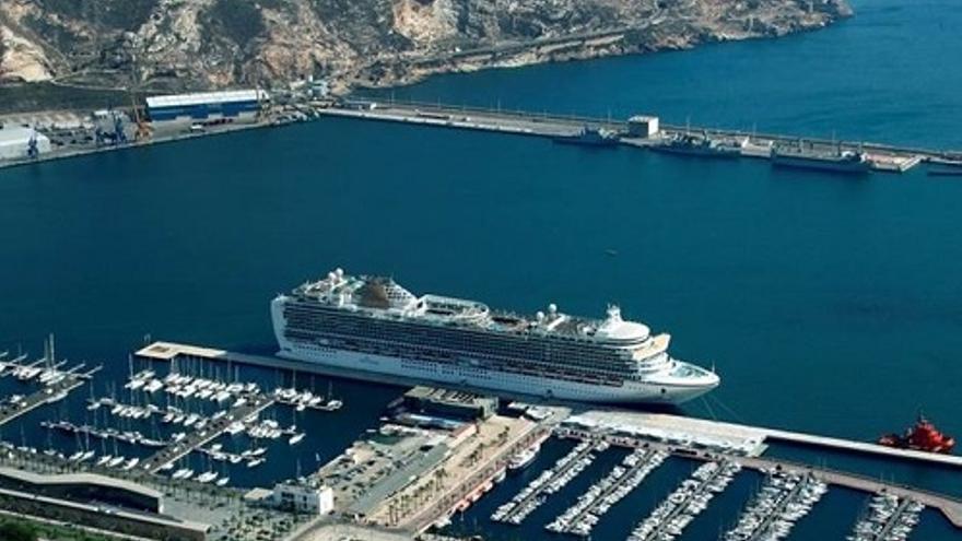 Puerto de Cartagena, APC
