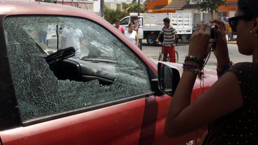 Journalist in Mexico seriously injured after being shot