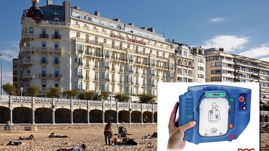 El hotel londres de san sebasti n incorpora a sus - Hotel iturregi san sebastian ...
