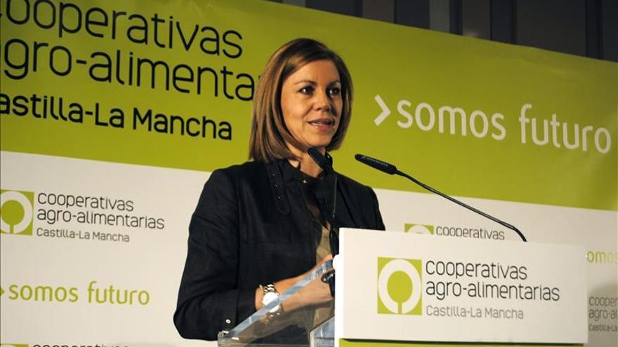 Cospedal publica en la web su programa electoral, con 360 medidas