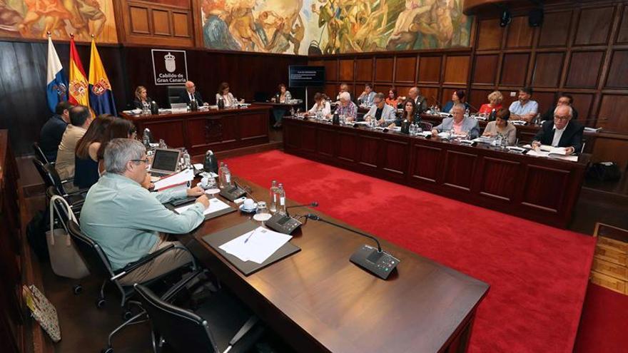 Gran canaria aprueba el plan de cooperaci n con los - Trabaja con nosotros gran canaria ...