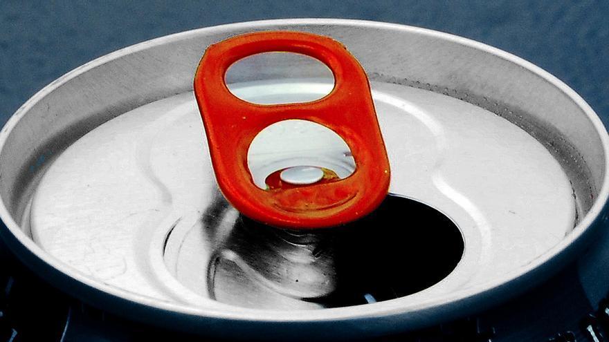 El 75% de las latas de bebida en España son de aluminio.