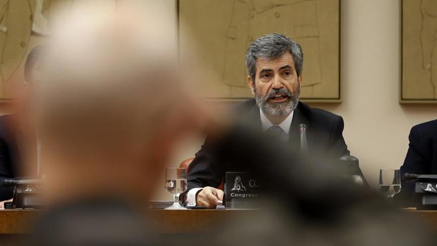 Acusan a Lesmes incumplir el fallo del Supremo en  el nombramiento del presidente de TSJ Murcia