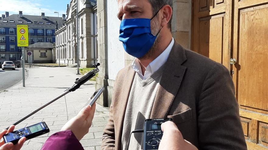El vicesecretario de Participación del PP, Jaime de Olano.