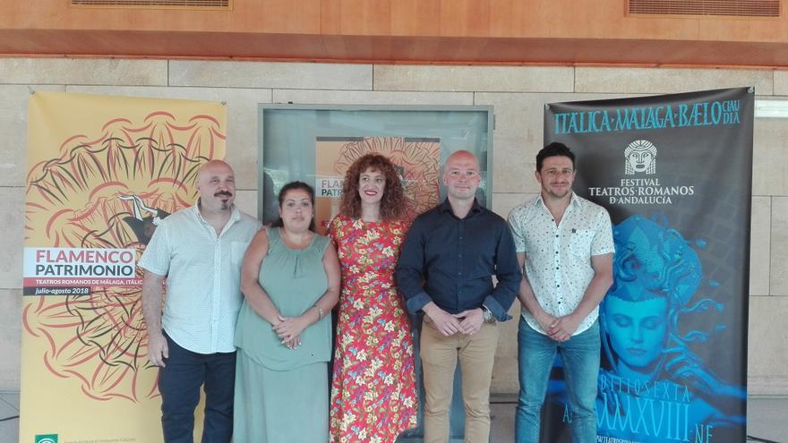 Delegado de Cultura, José Manuel Girela, presenta Festival 'Flamenco Patrimonio'.