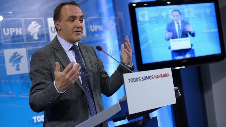 Rajoy asegura a Esparza que la unidad de España siempre será una prioridad