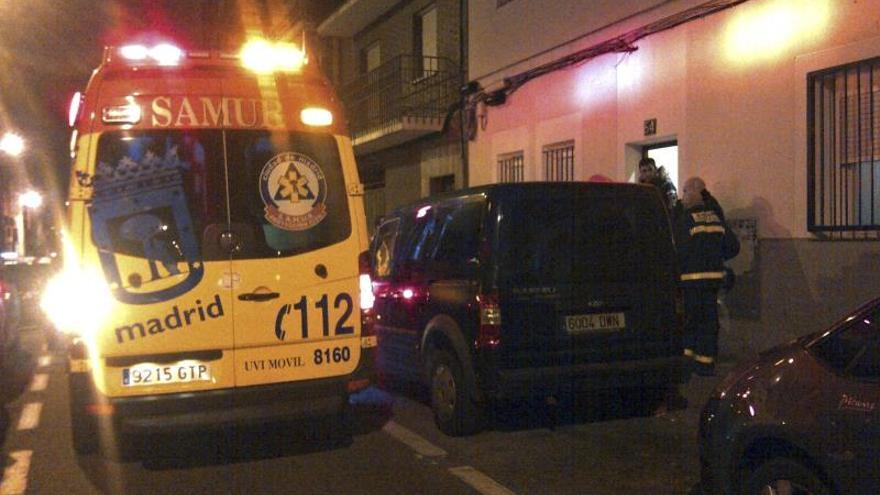 La Policía investiga si la mujer apuñalada en Madrid sufrió violencia machista