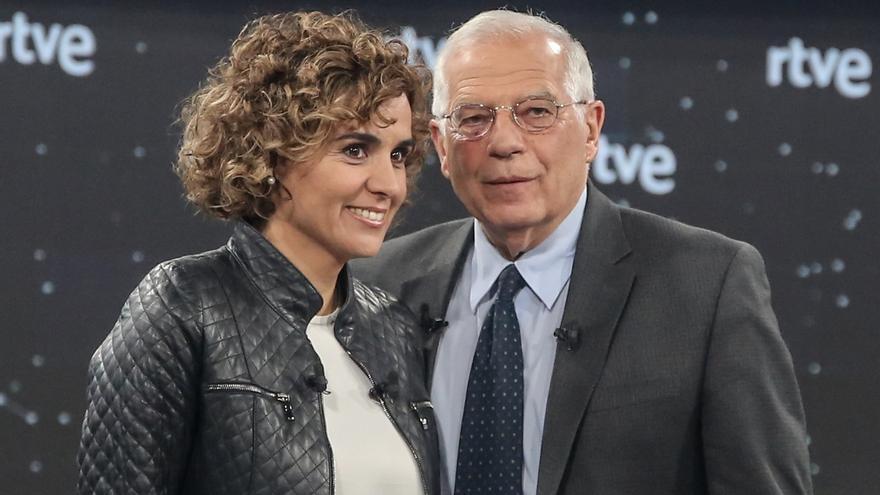 """Borrell afea a sus rivales que propongan """"deseos piadosos"""" mientras PP y Cs se enzarzan por el rescate"""