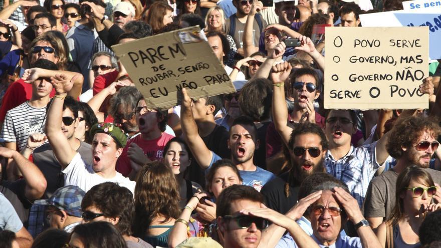 Los últimos ajustes en Portugal dividen la coalición conservadora de Gobierno